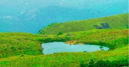 Heart-shaped lake, Edakkal cave draw travellers to Wayanad
