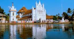 Here's the story of that church in 'Vinnaithaandi Varuvaayaa'