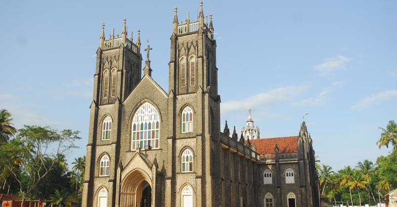 St. Andrew's Basilica, Arthunkal