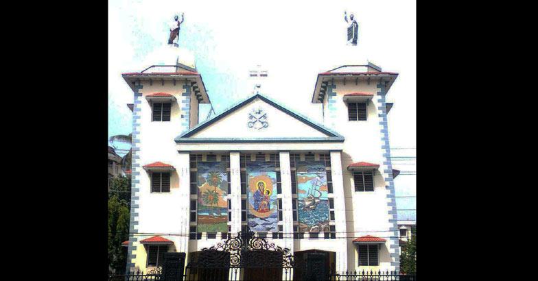 St. Mary's Syro-Malabar Catholic Cathedral Basilica