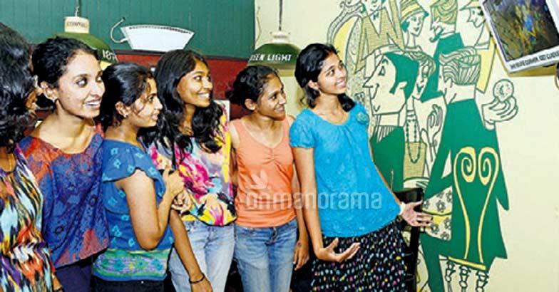 The most popular selfie spots in Kochi