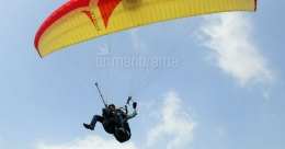 VIDEO: Gliding through the clouds in Kerala