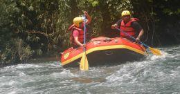 White water rafting: A pleasant adventure on river Tejaswini   Video