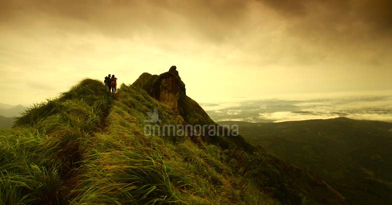 Illikal Kallu: A view from the top