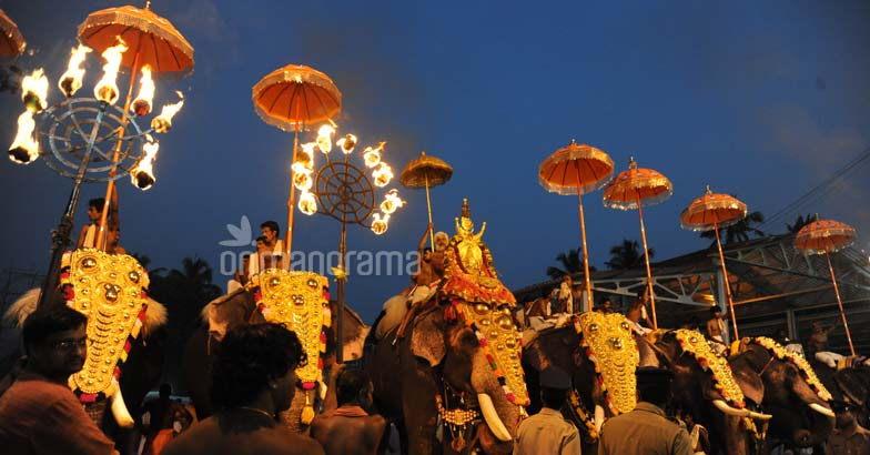 Vaikom temple – the myth and the history