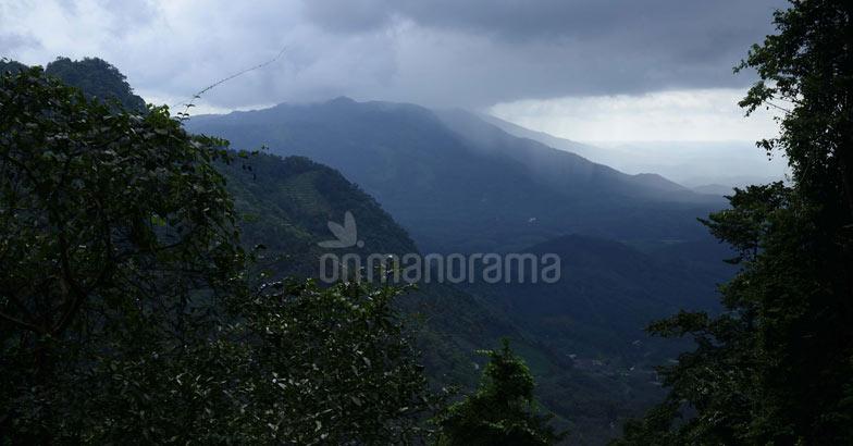 Rains at Kakkayam