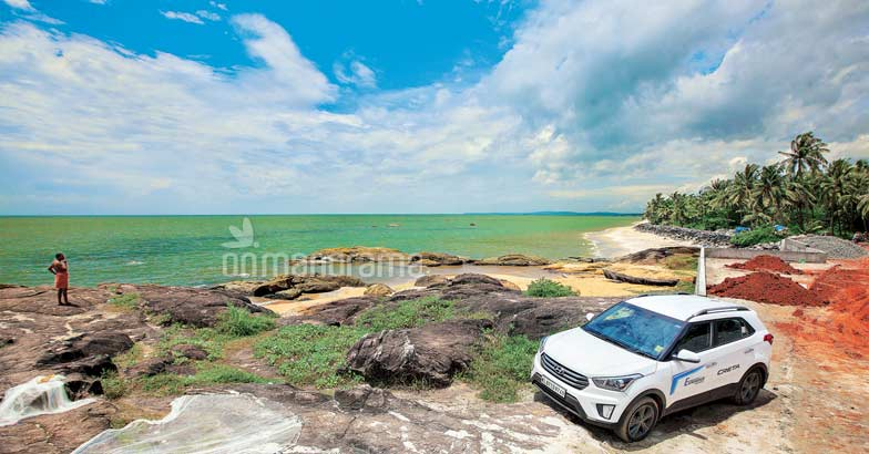 Along the taste coast of Kerala