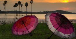 Surreal Kava: beyond the lake, beneath the hills