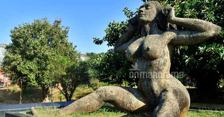 Of Malampuzha the yakshi and memories