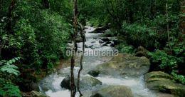 Kallar River, the temperamental one