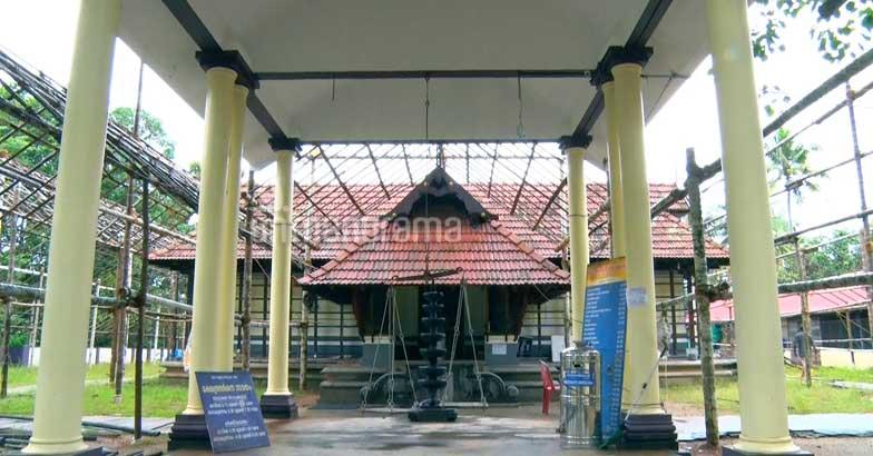 Payammal Shatrughna temple