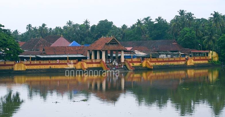Triprayar Sri Ramaswamy temple