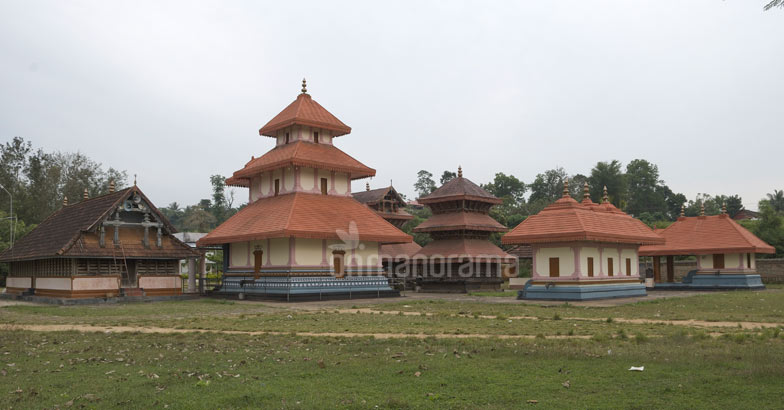 A temple for Seetha at Wayanad