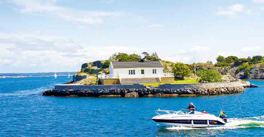 island-house