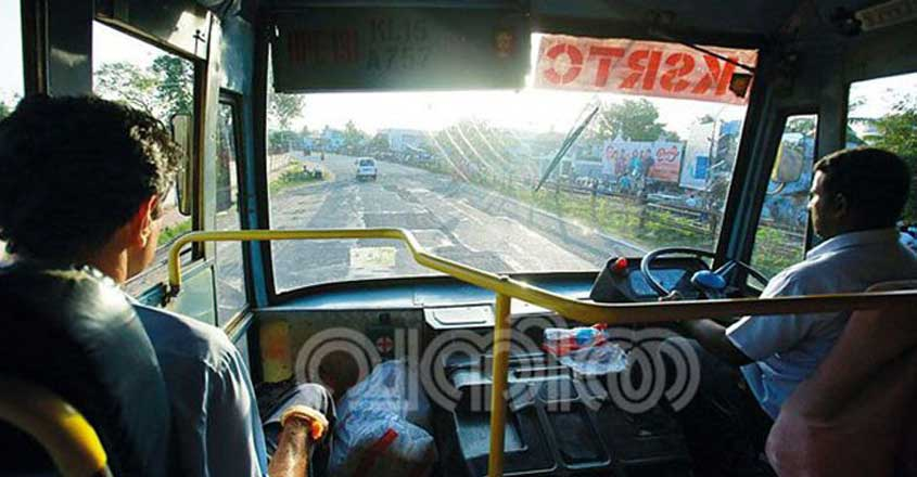 Take a trip along the length of Kerala on KSRTC's Malabar service