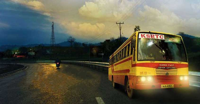 A KSRTC ride from the capital city to Malabar
