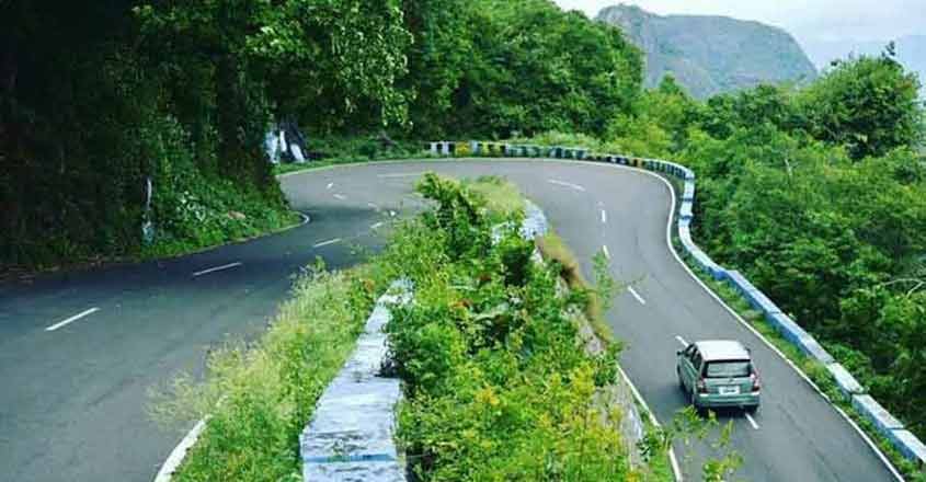 Top 6 scenic road trips in India