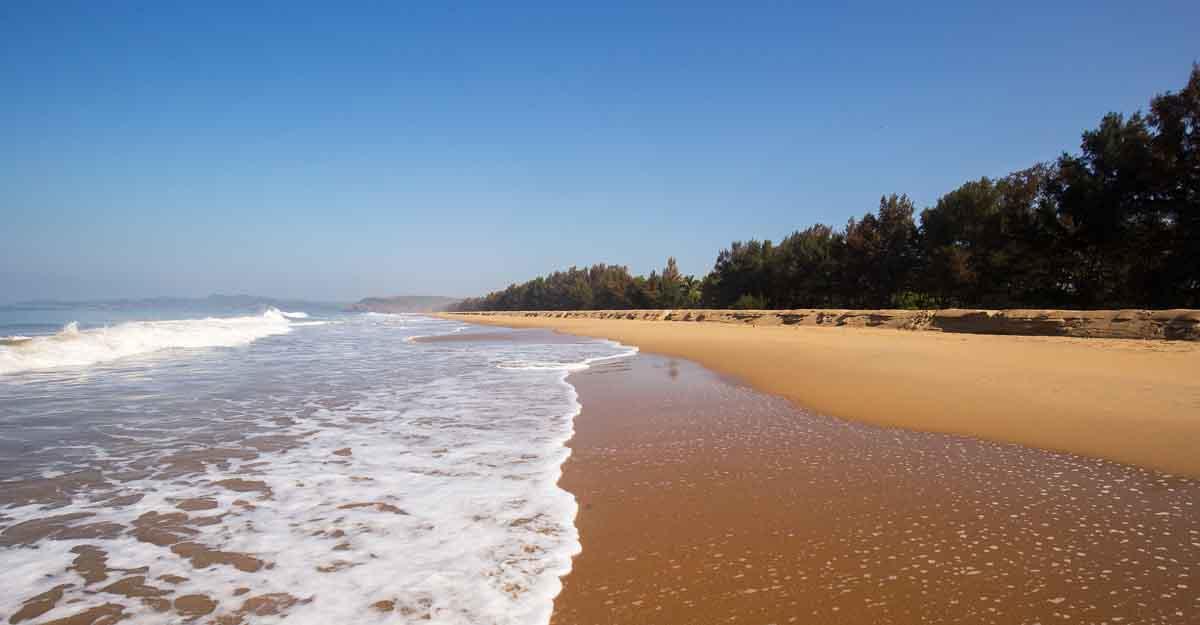 5 best beach treks in India