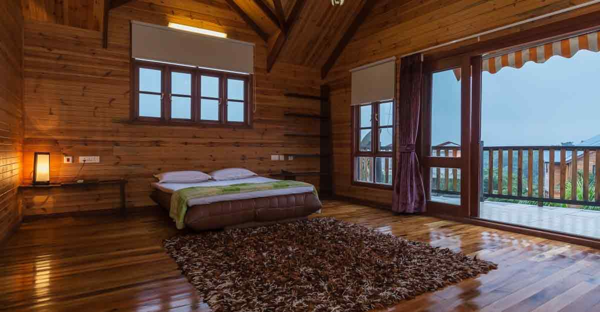 Valentine's Day is here and if youre looking to escape with loved one's, then why not consider the best romantic getaways in India? Well, this time it's falling on Friday, which means that you can whisk away the entire weekend to explore some of the coziest yet comfortable and luxurious homestays with your partners.