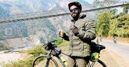 Cycling trip: Kochi to Kathmandu in 23 days