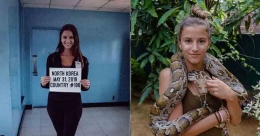 How 'Lexie Limitless' became the youngest person to visit every country