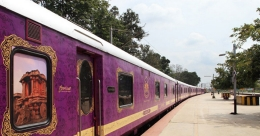Bookings open for Golden Chariot luxury train tours