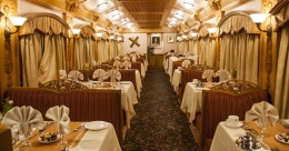 Luxury on wheels: Indian Railways' most extravagant rides