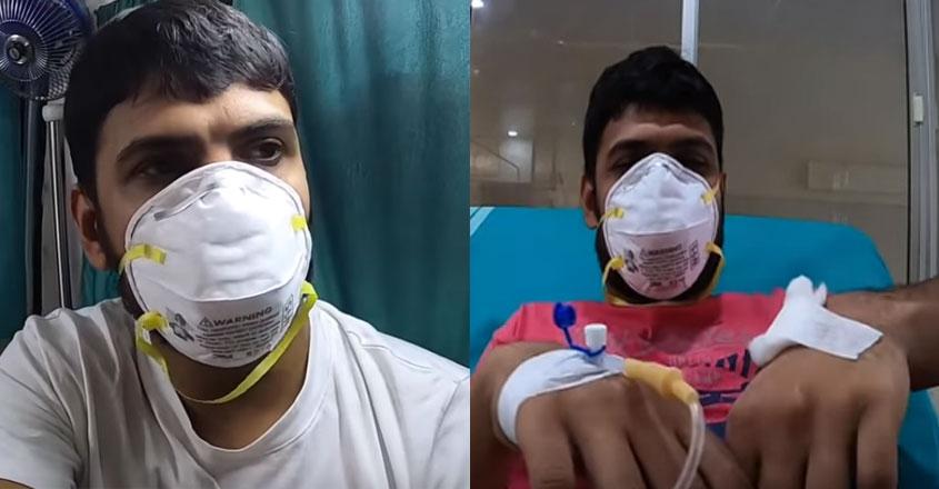 Mallu Traveller's vlog on coronavirus isolation ward goes viral