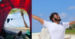 This vlogger is making the best of his lockdown in Lakshadweep