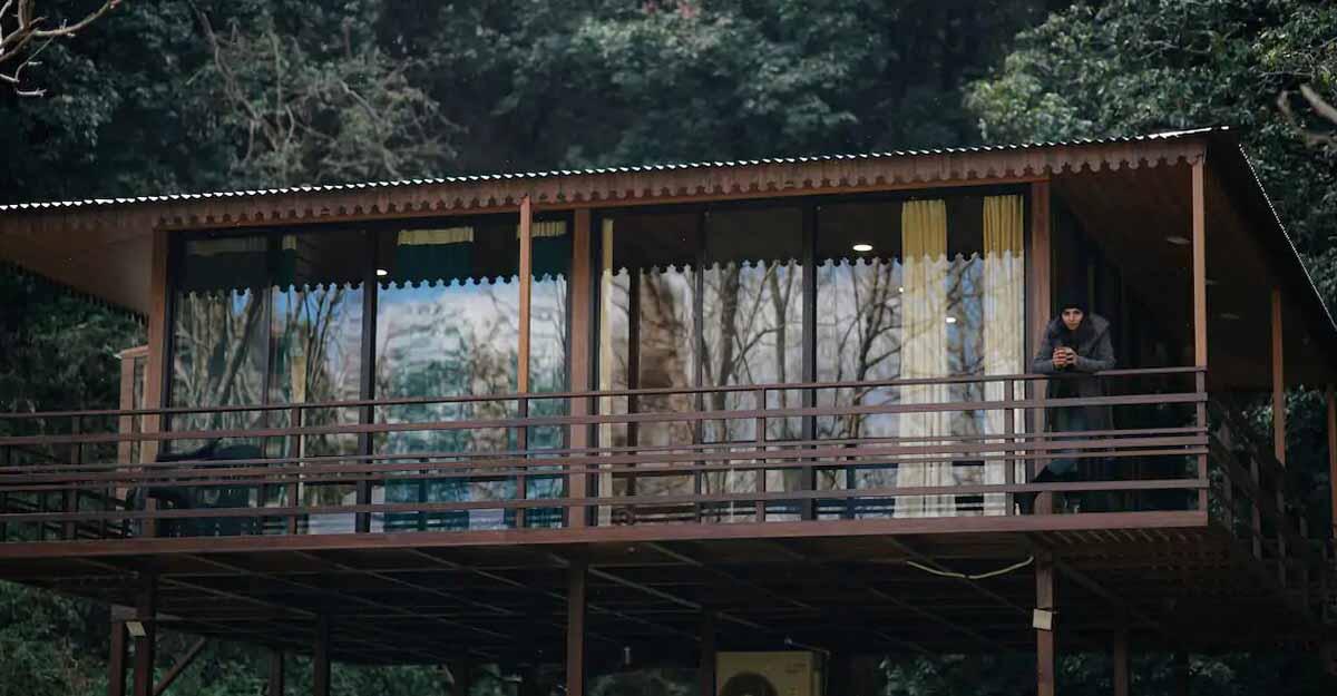 walnut retreat airbnb