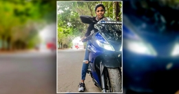Swathi's solo motorbike ride from Pune to Alappuzha