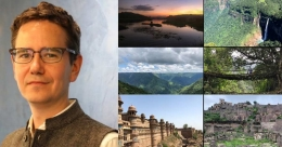 The A to Z of India through the eyes of Kieran Drake