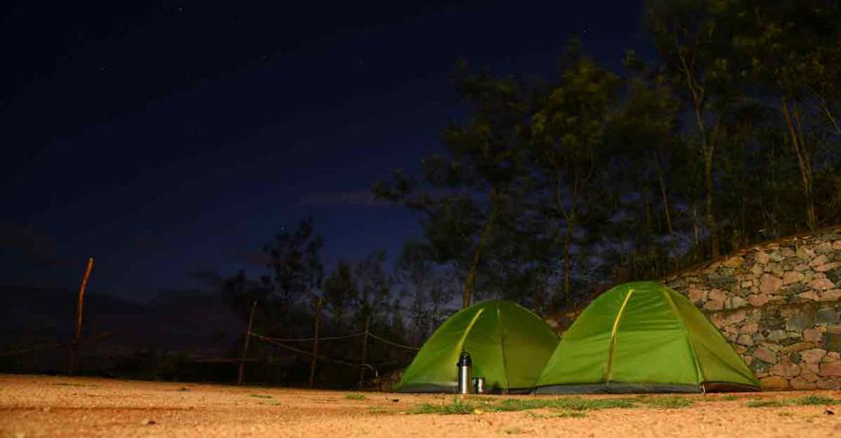 Tent camping: Respect wildlife, double check safety precautions