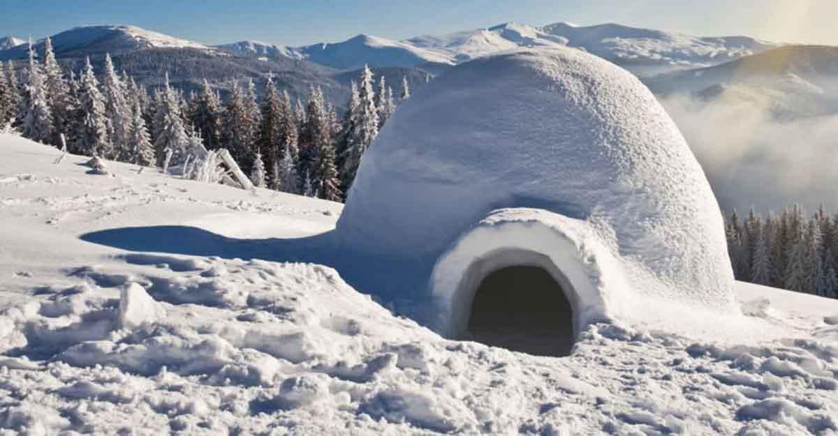 The snug igloo homes in Manali
