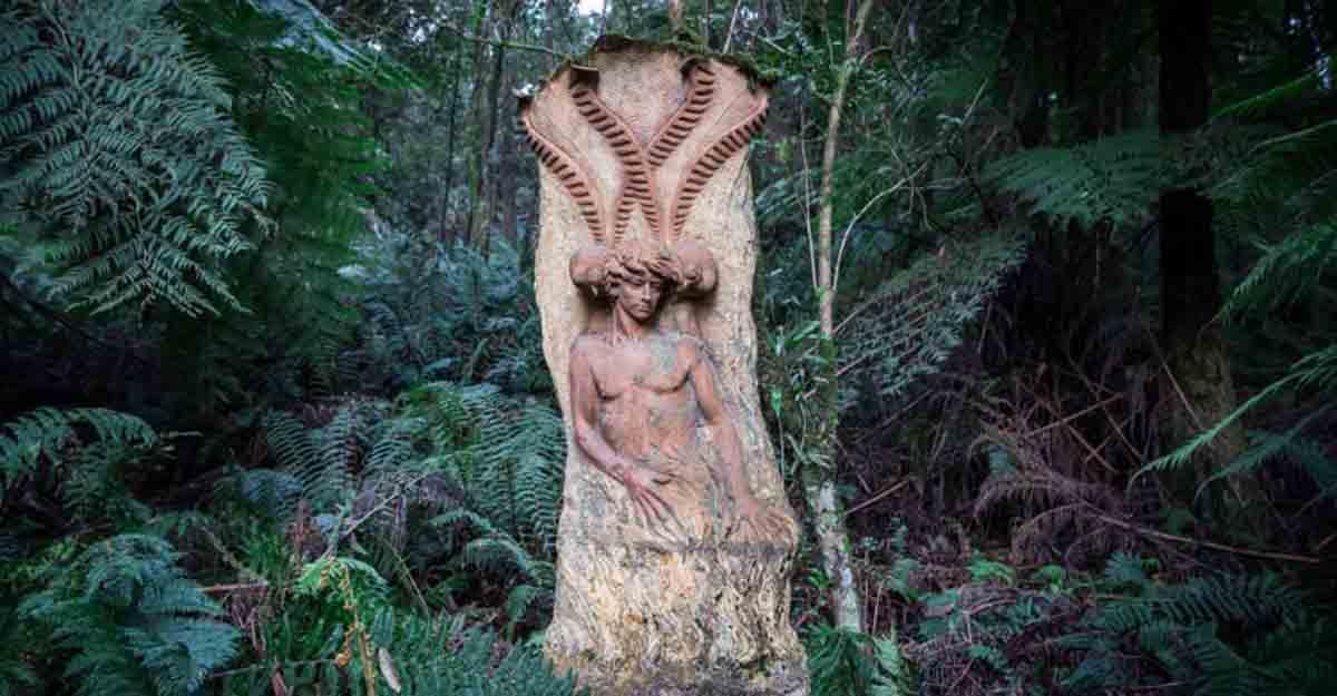 Deifying Aboriginal spirituality at William Ricketts Sanctuary