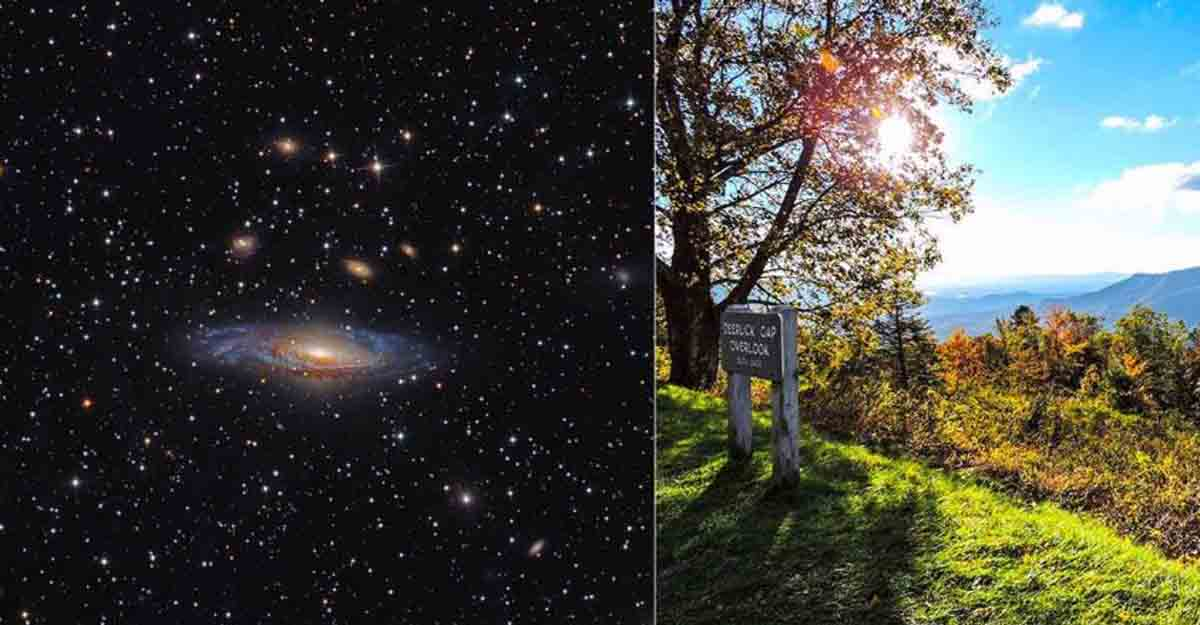A village in Georgia exclusively for stargazing