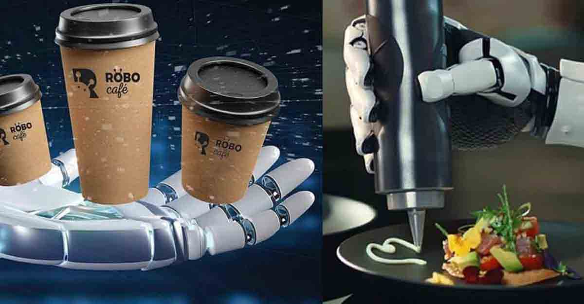 UAE's first robotic cafe and some of the world's most unusual restaurants
