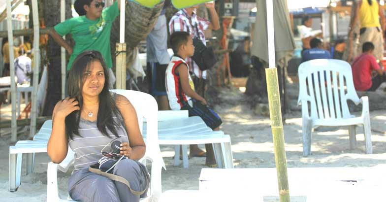I left my heart in Boracay