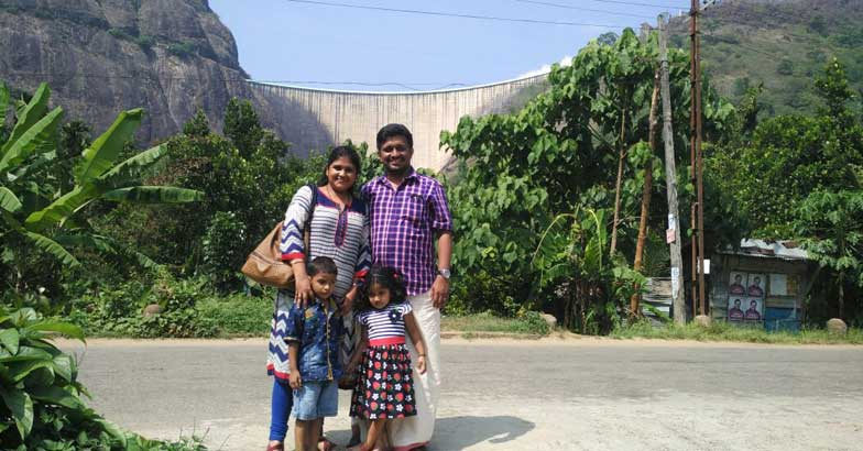 An unforgettable trip to the native place of Mahesh, Jimsi and Jimson