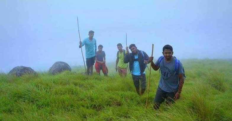Up above the clouds: a trip to Chokramudi