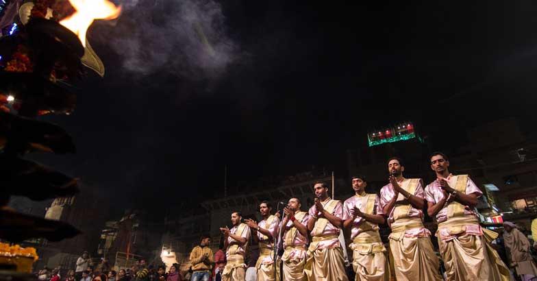 Varanasi: Through the city of lights