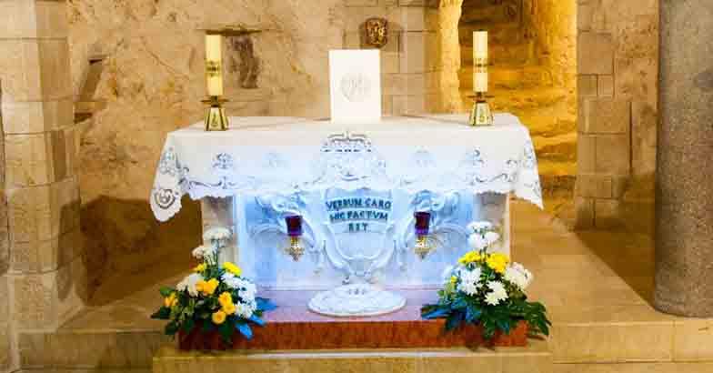 Mary's-tomb