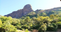 It's adventure all the way as you trek to Harihar Fort