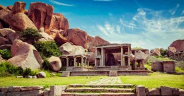 Hampi – up close with the surreal ruins of a vibrant city