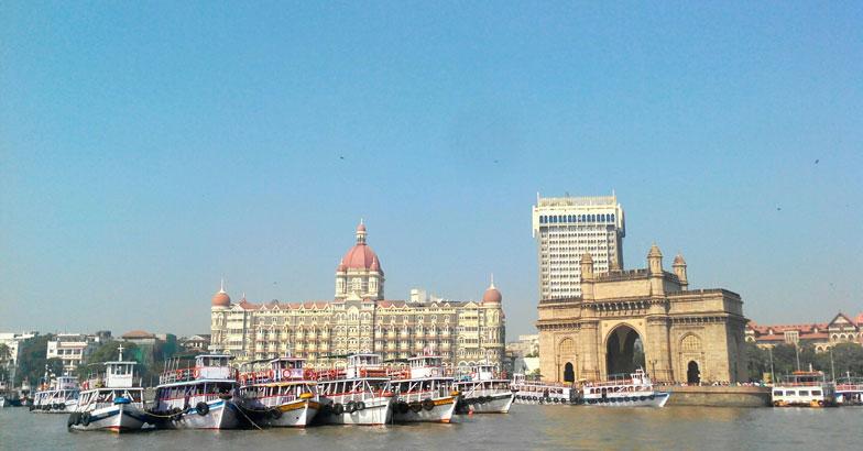 Mumbai's Taj Mahal Palace Hotel