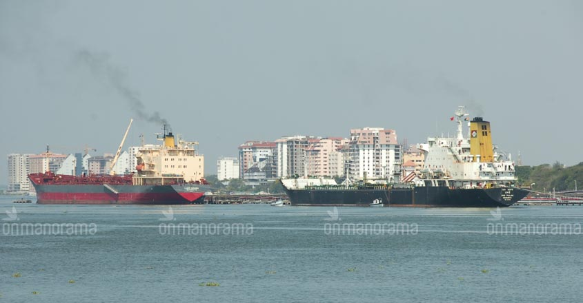 Rs 140 cr to be spent on modernisation of Kochi harbour