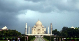 Lockdown effect: Monuments, including Taj, heal, but for how long