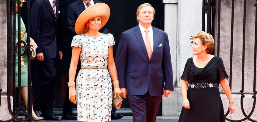 Dutch King, Queen to visit Kerala on Oct 17,18