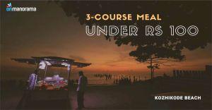 Street Food Walk at Kozhikode Beach