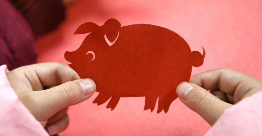 China all set to welcome 'Year of Pig'